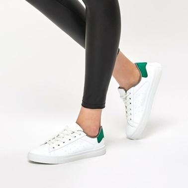 Polaris Sneakers Yeşil